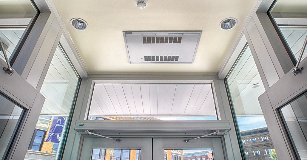 Recessed Electric Ceiling Heater Wallpaperall